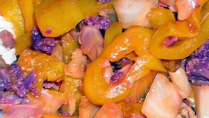Rainbow Stir-Fry