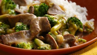 Easy Broccoli and Beef Stir Fry