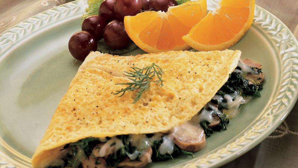 Florentine Omelets