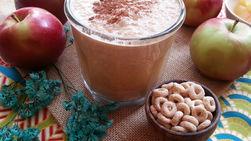 Licuado de Manzana y Canela con Cheerios™