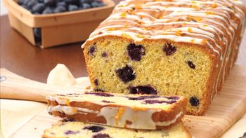 Orange-Blueberry Bread