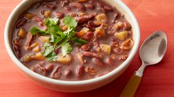 Colombian Style Red Beans