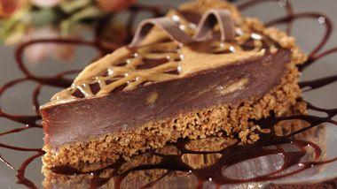 Chocolate-Peanut Butter Pie