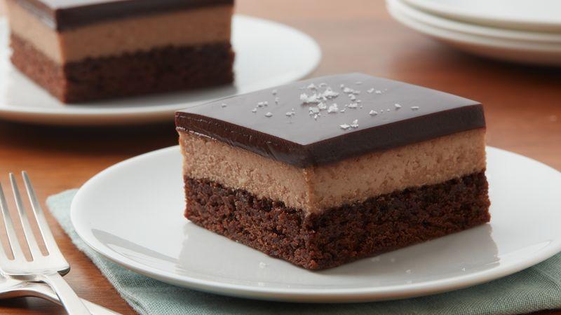 Cake batter cheesecake brownies recipe