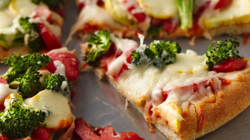 Harvest Vegetable Pizza