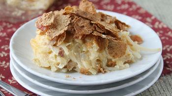 Bacon-Ranch-Potato Casserole