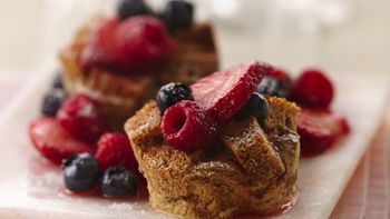 Berry French Toast Stratas