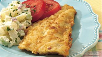 Pan-Fried Fish