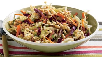 Easy Asian Cabbage Salad