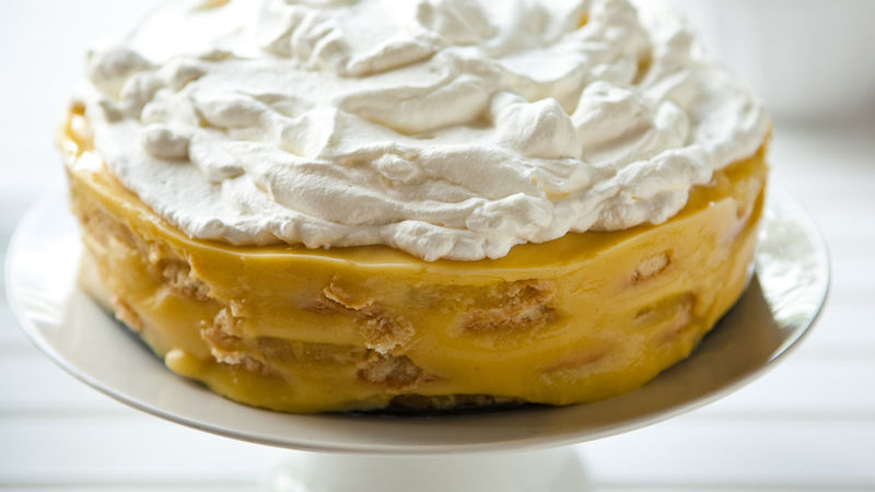 Pineapple Icebox Cake