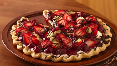 Banana Split Tart