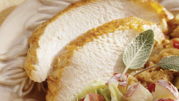 Savory Roasted Turkey Breast