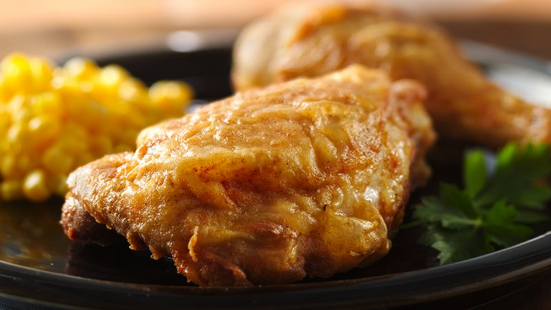 Skillet-Fried Chicken
