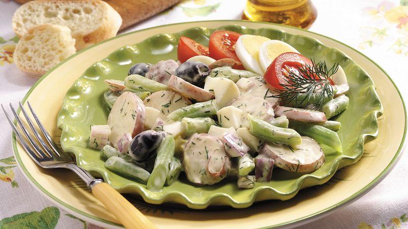 Niçoise Potato Salad