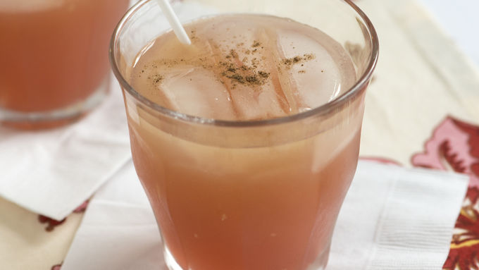 Ginger Rum Punch