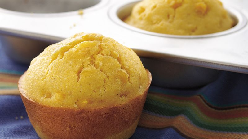 Double-Corn Muffins