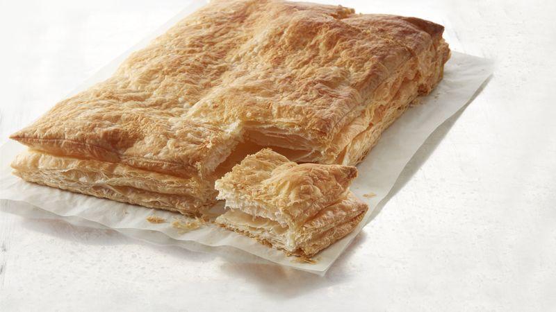 Pillsbury Best Frozen Puff Pastry Sheets 12 Oz