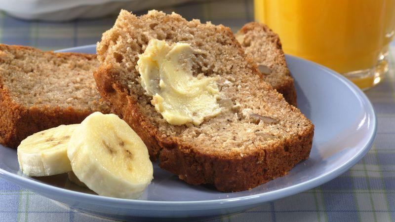 Banana Nut Quick Bread