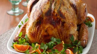 Turkey with Latin Marinade