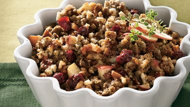 Dried Cherry-Apple Stuffing