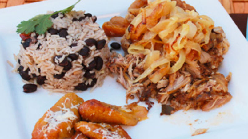 Cuban Pork