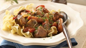 Slow-Cooker Country French Beef Stew