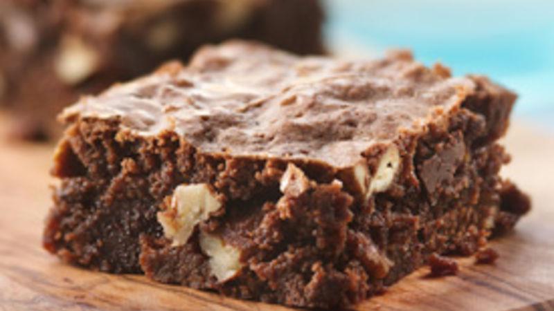 Chocolate Chunk Pecan Brownies