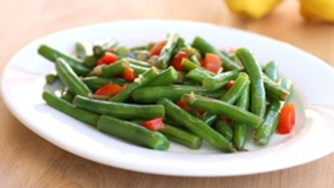 South of the Border Green Beans