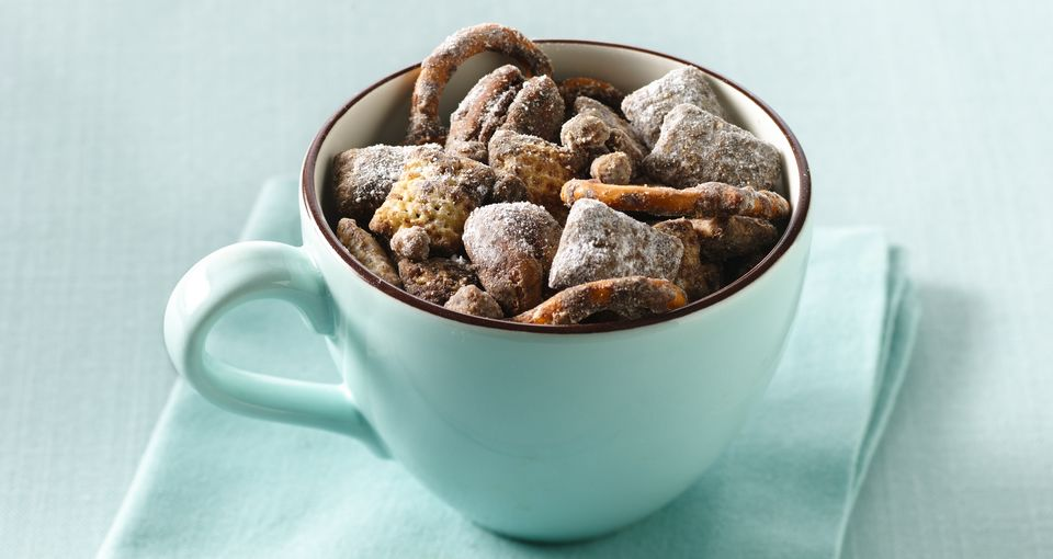 Chocolate Coffee Toffee Chex™ Mix