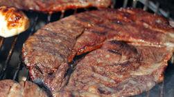 Beer-Marinated Grilled Steak