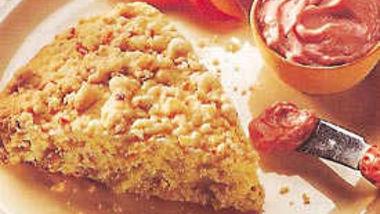 Almond-Crumb Scones
