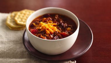 Slow-Cooker Family-Favorite Chili