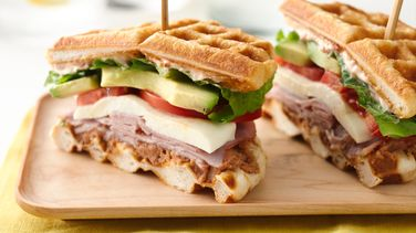 Sándwiches de waffle latinos Grands!™