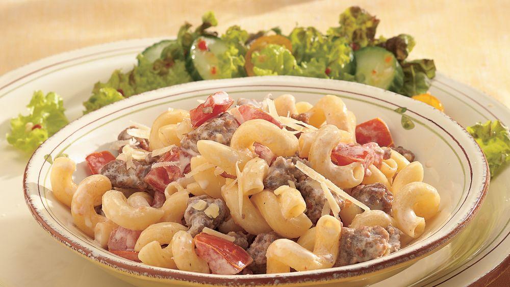 Easy Italian Pasta
