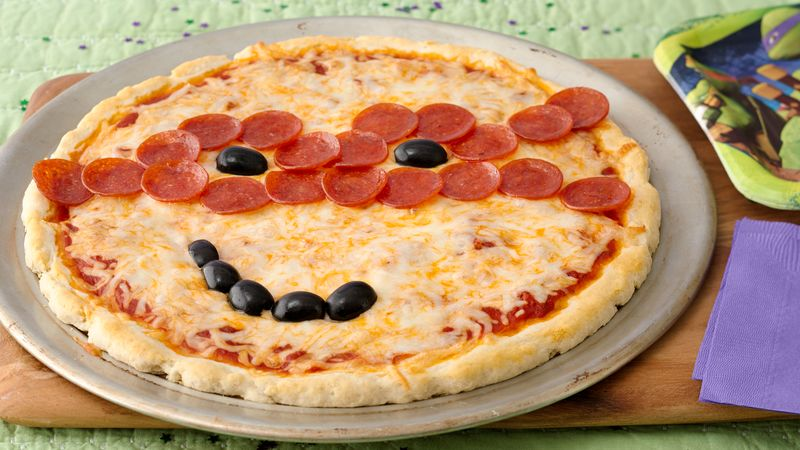 Raphael Mask Pizza