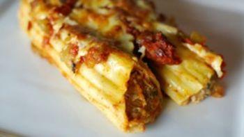 Enchilada Manicotti
