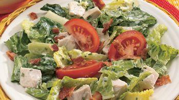 Turkey Clubhouse Salad