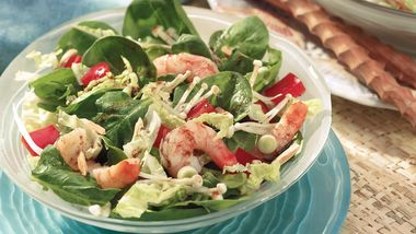 South Seas Shrimp Salad