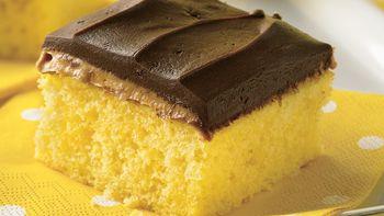 Peanut Butter Tandy Cake