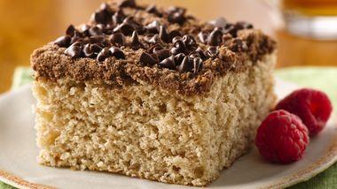 Chocolate Streusel Coffee Cake