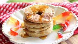 Double Rainbow Pancakes Recipe - Tablespoon.com