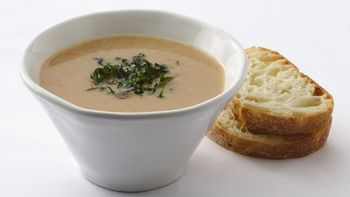 Super-Tuscan White Bean Soup