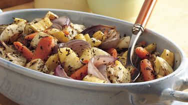 Herb-Roasted Root Vegetables