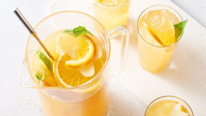 Pineapple Ginger Sparkler