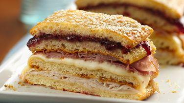 Crescent Cristo Sandwich Loaf