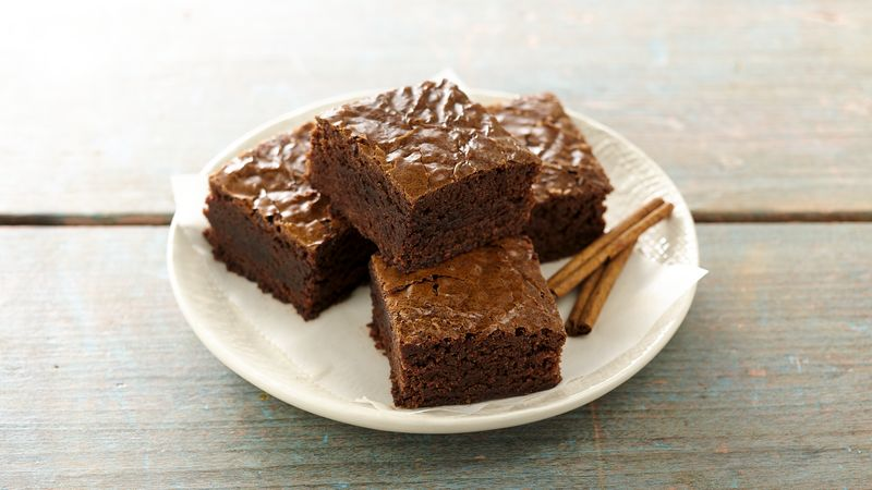 Mexican Cinnamon Brownies