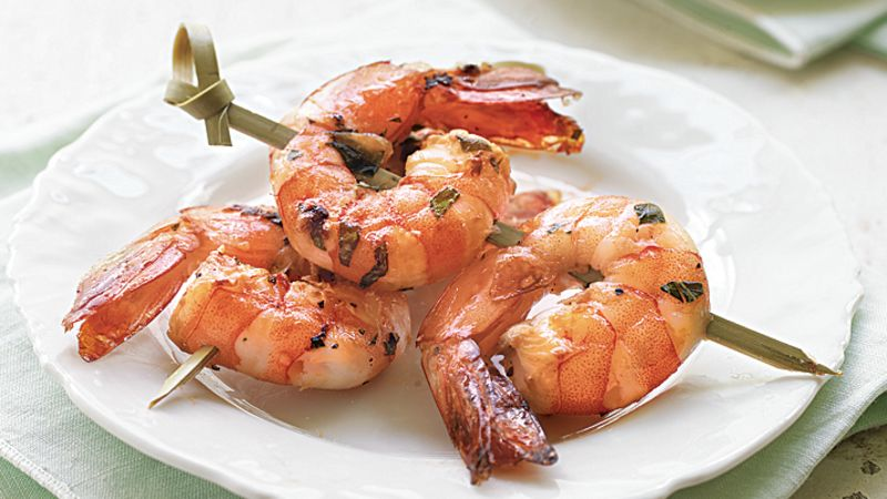 Party Barbecued Shrimp recipe from Betty Crocker