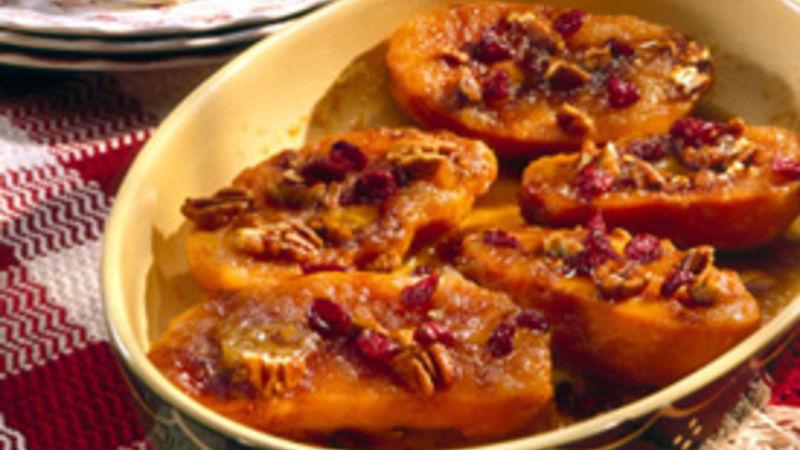 Applesauce-Sweet Potato Bake
