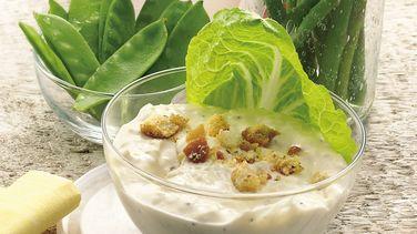 Caesar Vegetable Dip
