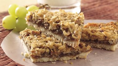 Coconut-Pecan Bars